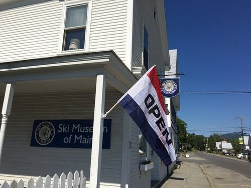 Located on Main Street, Kingfield - the Ski Museum of Maine has something for everyone to see!