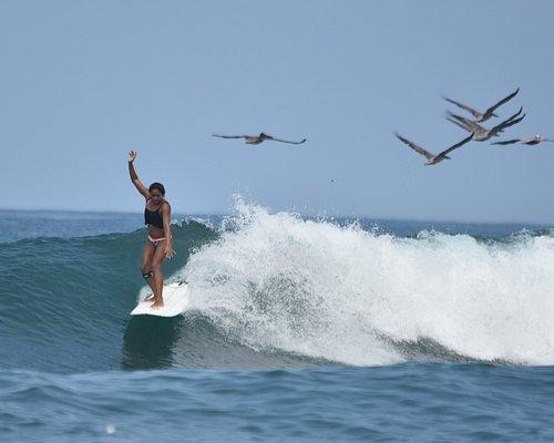 Surf Lessons en Montanita