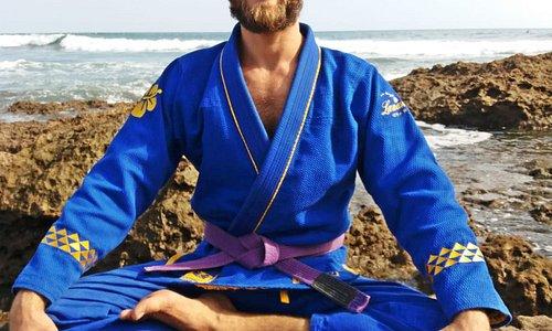Brazilian Jiu Jitsu Instructor at Ilu Yaku in Montanita