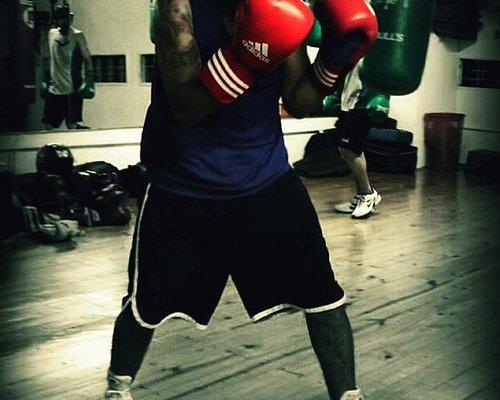 Boxing Classes at Ilu Yaku in Montanita