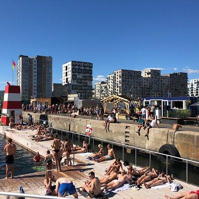 Havnebadet, Bassin 7