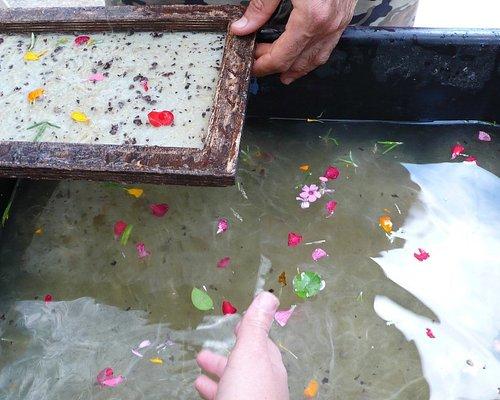 תות נייר - נייר עבודת יד