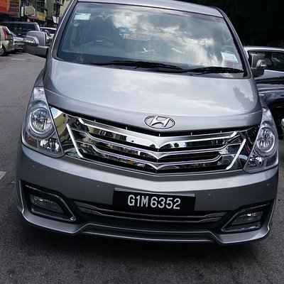 Rent Hyundai Starex 9 seater for Hourly,Daily usage,Weekly or Monthly with driver for reasonable