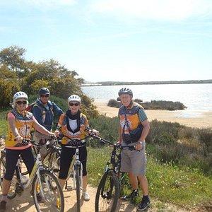 Clientes de Passagem no Tic Tac Bike Tour