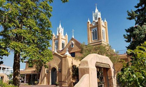 San Felipe de Neri & her famous twin towers