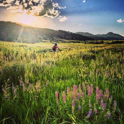 Fort Collins Sunset Ride