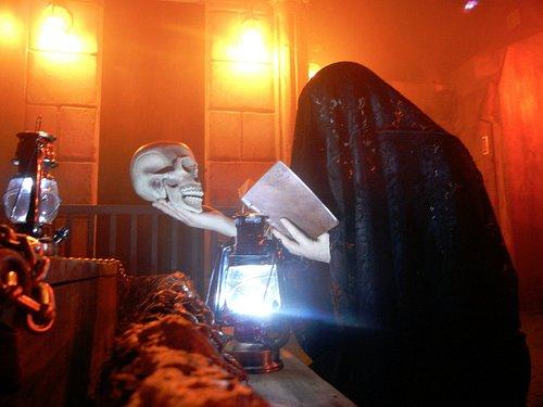 Acaba con la maldición en Sleepy Hollow