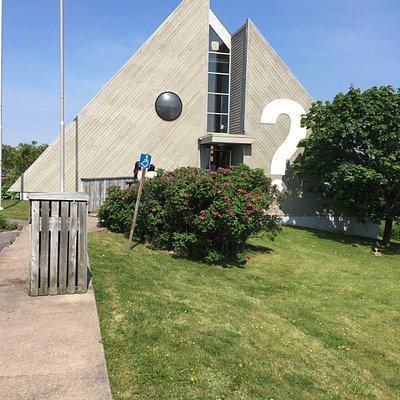 Saint John Throughway Visitor Information Centre