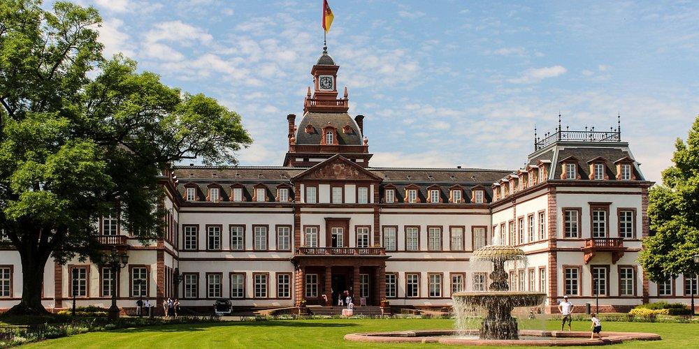 Hanau: Schloss Philippsruhe