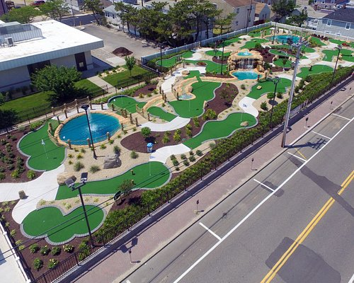18 holes of fun for the entire family