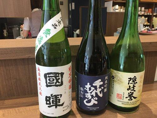 飲み比べセット(1000円)