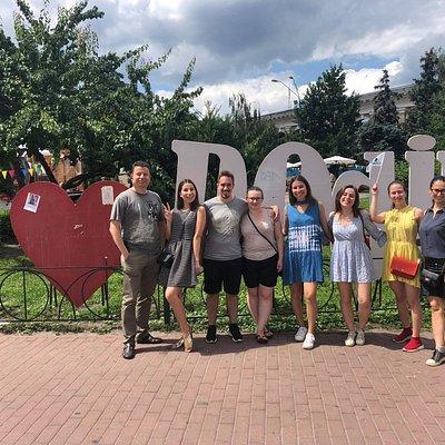 Free Kyiv Walking Tour around the historical Podil neighborhood