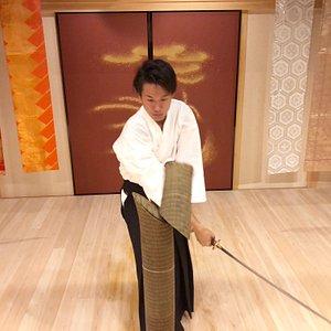 武士道の先生