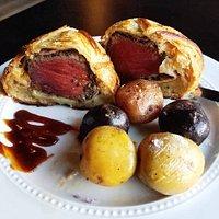 Beef Wellingtong