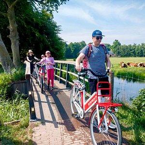 Countryside Bike Tour Haarlem