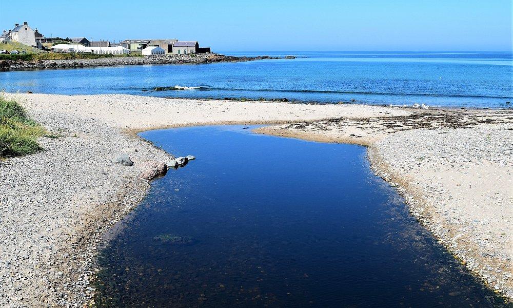 Portsoy.  Moray.  Scotland