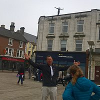 Anthony Gormley explains his vision, at the launch event for Places to Be