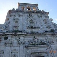 The Baroque facade