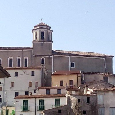"""""""Alla ricerca del sacro""""Chiesa S. Nicola Vescovo Lagonegro è considerata la città delle 100 Chie"""