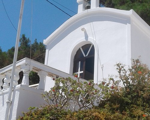 Ekklisia Agios Petros from the outside