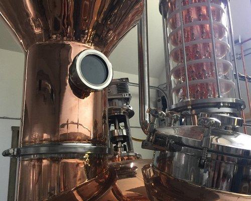 Copper Crow Distillery