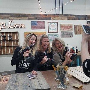 Women, Wine and Wood