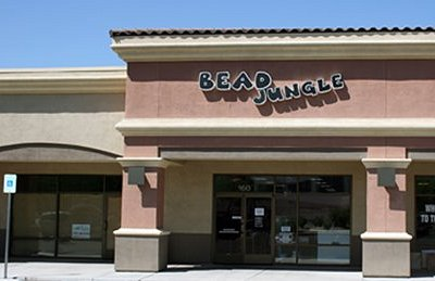 Bead Jungle Store front