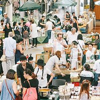 K Village Farmers'market  Every second weekend of the month at K Village.