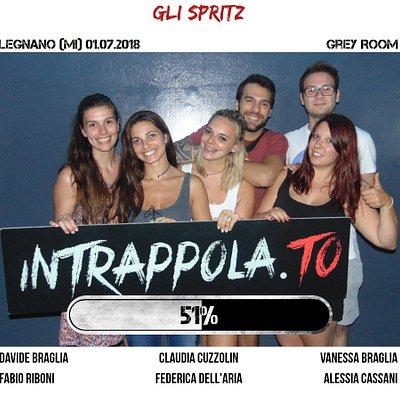 escape room Intrappola.To Legnano