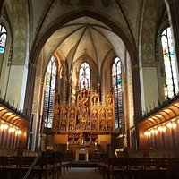 St. Peter´s Cathedral, Schleswig, Alemania.