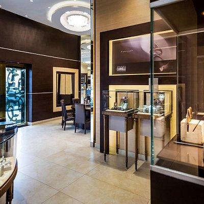 RASAS Jewelry & Design Showroom.