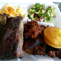The Platters To Go Offer A LOT Of Flavor For Your Buck!