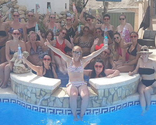 Lisa 's Hen Party 13th July