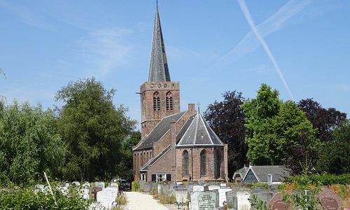 Kortenhoef;Middeleeuwse Hervormde Kerk uit 1380-1640