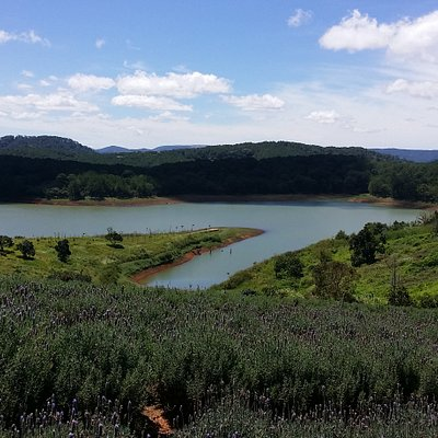Tu Lam lake
