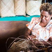 Regina weaving