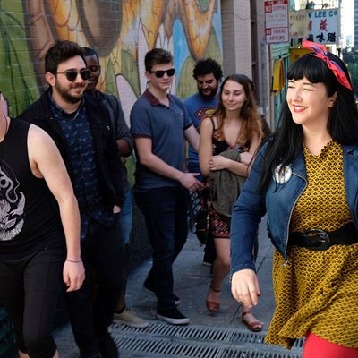Wild SF Tours in Chinatown