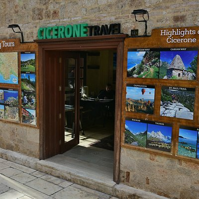 cicerone travel office front
