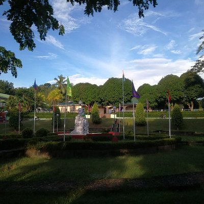 Manduyog Hills in ASU Campus