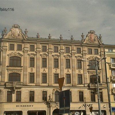 Bazar hotel (da plac Wolnosci)