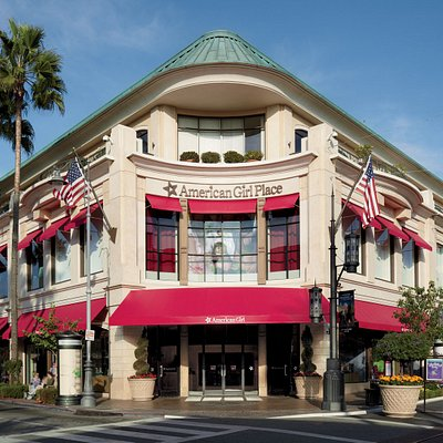 American Girl Place, Los Angeles