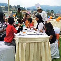 Enjoy the view of ooty along with celebrating special occasions of your loved ones!!!!