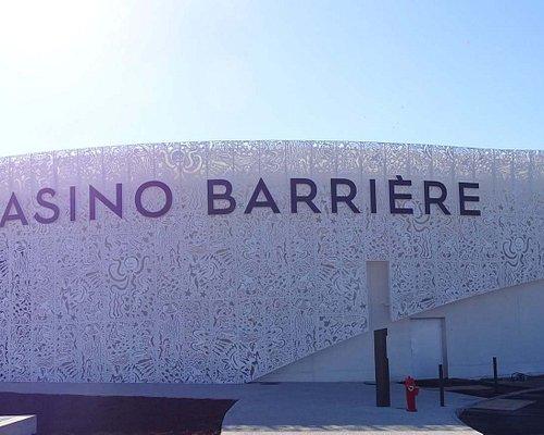 Casino Barrière Cap d'Agde en coeur de station