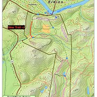 Fox Forest Wildlife Management Area map