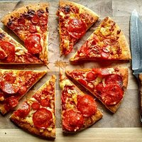 Eight slices of pure heaven