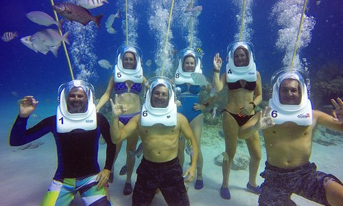 helmet diving aquanautas