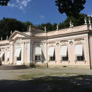 Amalienburg at Nymphenburg