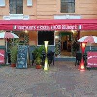 ristorante pizzeria rincon belmonte