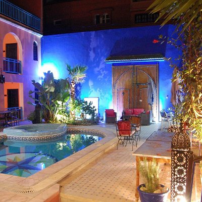 Our beautiful riad