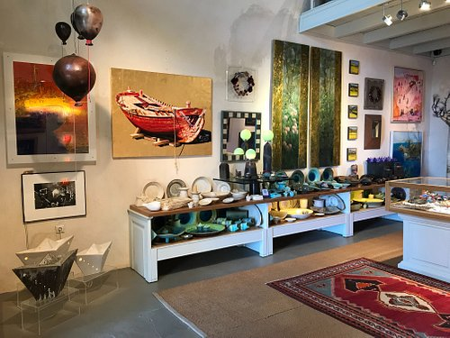 Summer 2018, Group Exhibition of Contemporary Greek Art. Main hallSummer 2018, Group Exhibition